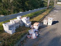 USPS: Roxborough Residents' Mail Found Dumped In New Jersey Left By ... Postal Truck Catches Fire On Highway 12 Public Safety Watch Worker Save Holiday Packages From Burning In Mail Truck Ken Blackwell How The Service Continues To Burn Money In Onalaska Wkbt Semitruck Fire At Goleta Post Office Plant Edhat Keeps 17000 Pieces Of Time U S Youtube Petion United States Provide Air Cditioning Driver Killed When Flips Danville Spilling Us Hyde Street San Francisco Drive By Vehicle Fires Times