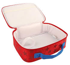 Stephen Joseph Firetruck Insulated Lunch Box - Toys