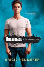 Breathless Brigid Kemmerers Elemental Series