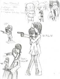 Cool Anime Drawing Ideas Arts