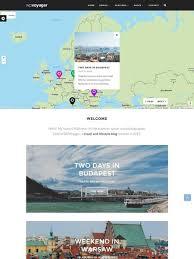WPVoayer WordPress Travel Theme