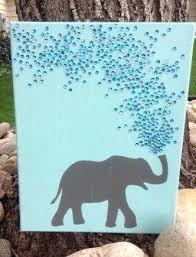 Canvas Painting Ideas Easy Cute Paintings Best On Photo With Tape