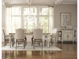 Riverside Furniture Coventry Two ToneFormal Dining Room Group