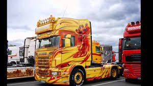 100 Truck Show Rssel 2016 YouTube