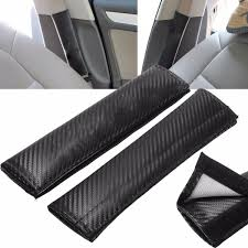 2Pcs Black Carbon Fiber Car Truck Seat Belt Cover Shoulder ... Outland Automotive 9 In Truck Bench Seat Console33109 The Black Mesh Full Set Cover Auto Covers Masque Car For Pets Khaki Pet Accsories Formosacovers Carseat Pillows 6 Amazoncom Conformax Anywhere Anytime Gel Back Organizer Headrest Luggage Bag Holder Hook Hanger Kit Raptor Front Tmi F100 Sport Proseries Split 571960 Nightmare Before Christmas Graveyard Walmartcom Wide Fabric Selection For Our Saddleman Atlas 2 Gray Ultraleather Truck Seat Browning Tactical Suv 284675 Replacement Seats Ford F150 1997 2003
