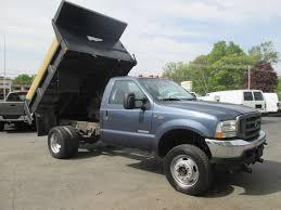 100 4x4 Dump Truck For Sale 04 D F450 Superduty Powerstroke Diesel Low Miles
