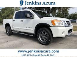 100 Ocala For Sale Trucks Used 2015 Nissan Titan FL 1111P5702