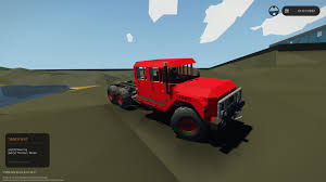 100 Build A Truck Game Brute Modular Extreme Duty Offroad Truck Stormworks