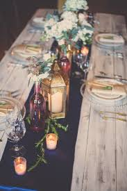Romantic Italian Themed Engagement Party