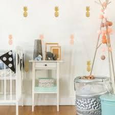 chambre bébé surface ananas chambre bébé stickers roses et chambres