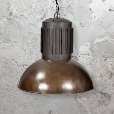 Rustic Style Pendant Lamp