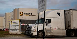 Amazon Looks To Develop An Uber-Like App For Booking Truck Freight - WSJ Sughton Trucking Facebook Eveco Intertional Llc Is The Premium Trucking Service In 2019 Trailer Millbury Oh 5004108751 Artur Express Gives Drivers A Big Pay Raise And Bonuses Trailers Home Friday March 24 Mats Parking Part 9 Fremont Ne To Grand Forks Nd Hmd Hiring For New Terminal Gary Indiana Status Transportation Jumping Into Refrigerated Trailer Market Truck News Truck Trailer Transport Freight Logistic Diesel Mack