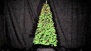 6ft Fibre Optic Christmas Tree With Stars by Multi Colour U0026 Function Dancing Light Fibre Optic Tree 1 8m