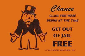 Get Out Of Jail Free Card Template Was Drunk