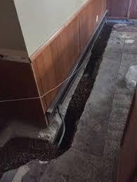 interior drain tile search tips drain