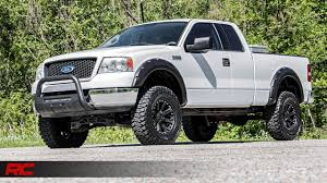 2004-2008 Ford F-150 Riveted Fender Flares By Rough Country - YouTube 42008 Ford F150 Riveted Fender Flares By Rough Country Youtube Pocket Style Flare Set Of 4 Oe Matte Black 20934 Bushwacker 2092702 Max Coverage Pocketstyle 02014 Raptor Svt Bushwacker 19992007 F350 Front And Generic Body Side Molding Trim 0408 Reg Cab Short Bed 52017 Oestyle 2093702 Ranger Mki Set 0914 Raptorstyle Extafender Rear Stampede 84142 Ruff Riderz Smooth Pc