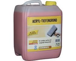 grundierung acryl tiefengrund 5 l bei hornbach kaufen