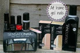 fab nails with sensationail starter kit paperblog