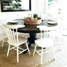 Farmhouse Dining Room Chairs Best Ideas On Table With Leaves