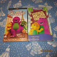 Sesame Street A Magical Halloween Adventure Vhs by Barney U0026 Friends Vhs Tapes Ebay