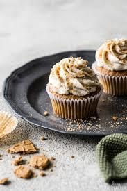 spekulatius cupcakes mit mascarpone topping