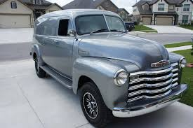 1953 Chevrolet 1 Ton Panel Truck 10 Vintage Pickups Under 12000 The Drive 1953 Chevygmc Pickup Truck Brothers Classic Parts Ford Fr100 Panel Cammer Side Angle 1920x1440 Wallpaper Chevrolet For Sale Classiccarscom Cc1055873 Rare Custom Built 1950 Double Cab Youtube Chevy 1949 1951 1952 49 50 51 52 Panal Van Rat 1954 Hot Rod Network 4719551 Suburban Bolton S10 Frame Swap