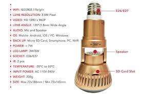 tovnet light bulb wifi security indiegogo