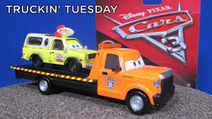 100 Tow Truck From Cars In Tuesday Stu Scattershields From Disney 3 Flatbed