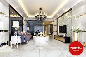 800800mm Foshan High Quality Aston White Glaze Tiles Glossy Floor Living Room
