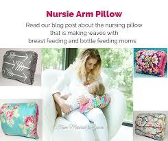 Nursing Arm Pillow The Glass Baby Bottle BLOG