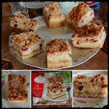 apfel walnuss cranberry kuchen zuckerwelt im test