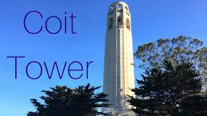 Coit Tower Murals Tour by Coit Tower Youtube