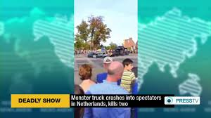 Monster Truck Crashes Into Crowd In Netherlands, Kills 2 - YouTube Biser3a Monster Truck Kills 3 People At A Show In Netherlands Truck Crash Mirror Online Samson Trucks Wiki Fandom Powered By Wikia Navy Man Faces Charges That Killed 4 Boston Herald 1485973757smonkeygarage16_01jpg Interrobang Video Archives Page 346 Of 698 The Dennis Anderson Recovering After Scary The Grave Digger 100 Accident 20 Mind Blowing Stunt Pax East 2016 Overwatch Monster Got Into Car Sailor Arrested Plunges Off San Diego Bridge Killing Racing Android Apps On Google Play Desert Death Race