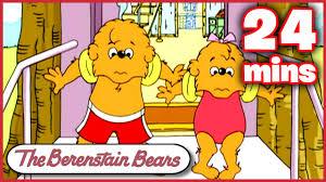 Berenstain Bears Halloween Book by Berenstain Bears Bears For All Seasons Grow It Ep 39 Youtube