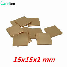 Heat Sink Materials Comparison by Online Buy Wholesale Copper Heat Sink Diy From China Copper Heat