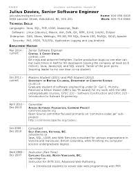 Resume Template For 1 Year Experienced Feat Software To Create Awesome 393