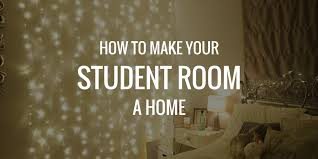 How To Make Your Student Room Feel Like A Home