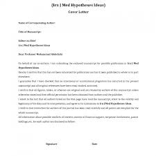 Cover Letter For Writing Submission Gitu