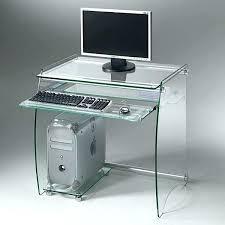 bureau ordinateur en verre bureau ordinateur pas cher bureau table bureau brilliant bureau pas