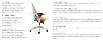 Extended Height Office Chair by Review Steelcase Leap Office Chair