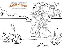 Free Download Bible Lesson Plans Cartoons And Puzzles Learn More About Moses