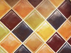 how to paint a faux tile backsplash matt and shari