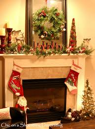 Outdoor Christmas Decorations Ideas On A Budget by Chic On A Shoestring Decorating My Not So Simple Christmas Decor