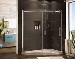 shower cool prefab shower pan installation likable preformed
