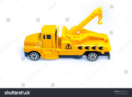 100 Toy Trucks For Kids Towing Vehicle Yellow Stock Photo Edit Now