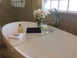 fabrik preis maßgeschneiderte acryl badewanne tablett lucite