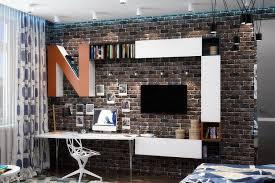 mur chambre ado 101 idées pour la chambre d ado déco et aménagement bureau de