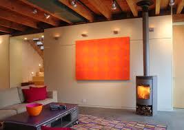 lighting design basement contemporary with led lighting mood