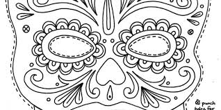 Day Of The Dead Printables