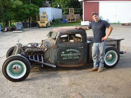 100 Rat Rod Truck Universe SHot SCustom Rod Cars